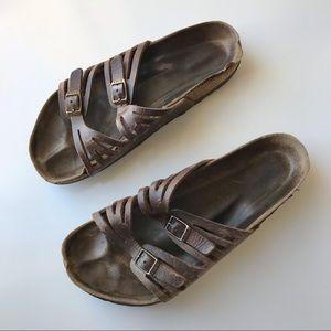 Birkenstock Granada sandals size 40